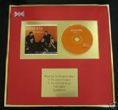 WESTLIFE - CD single Award - FOOL AGAIN